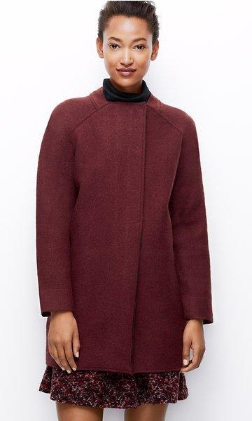 модный цвет пальто 2015