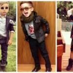 Детская мода -тенденции 2016