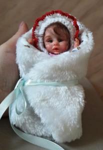 Реалистичные куклы дети