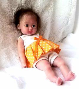 куклы реборн девочки полностью силиконовые