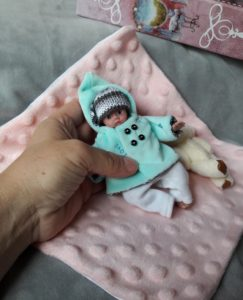 кукла реборн силиконовая девочка
