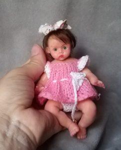 купить полностью силиконовую куклу реборн