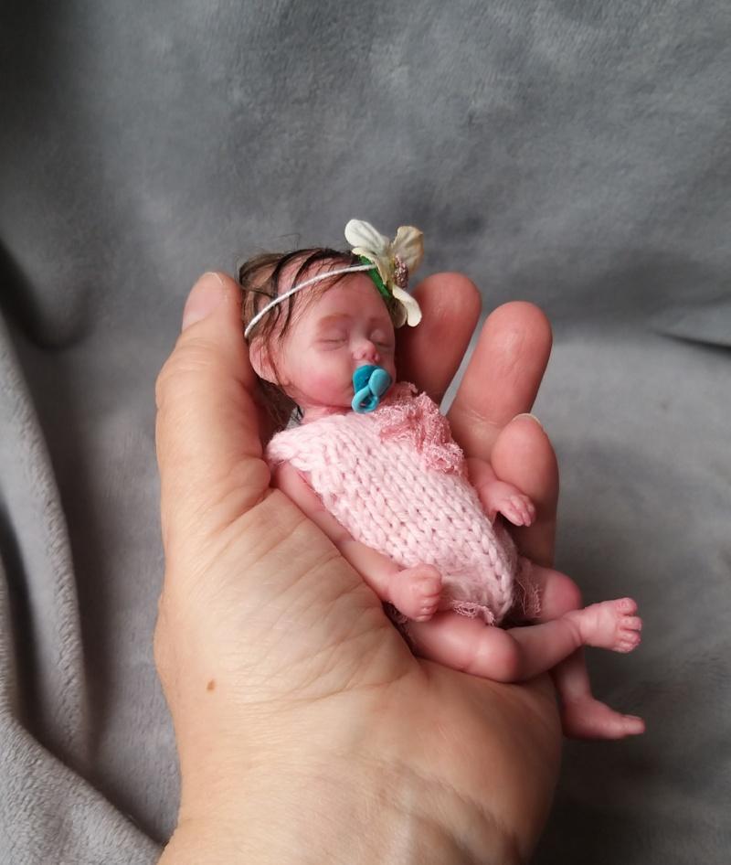 Кукла как настоящий ребенок