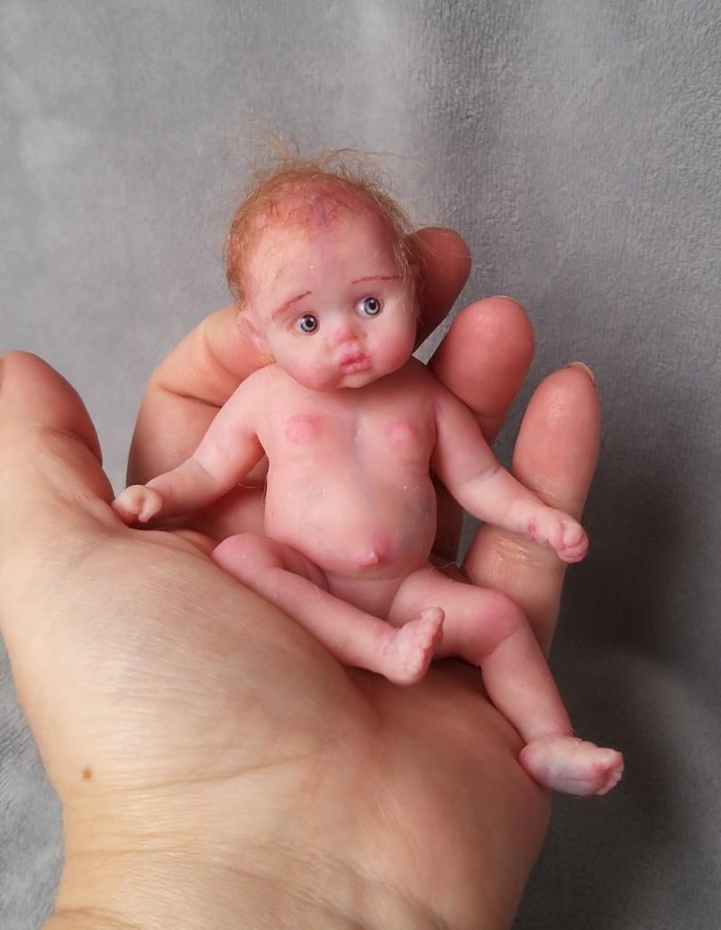 ООАК авторская кукла миниатюра